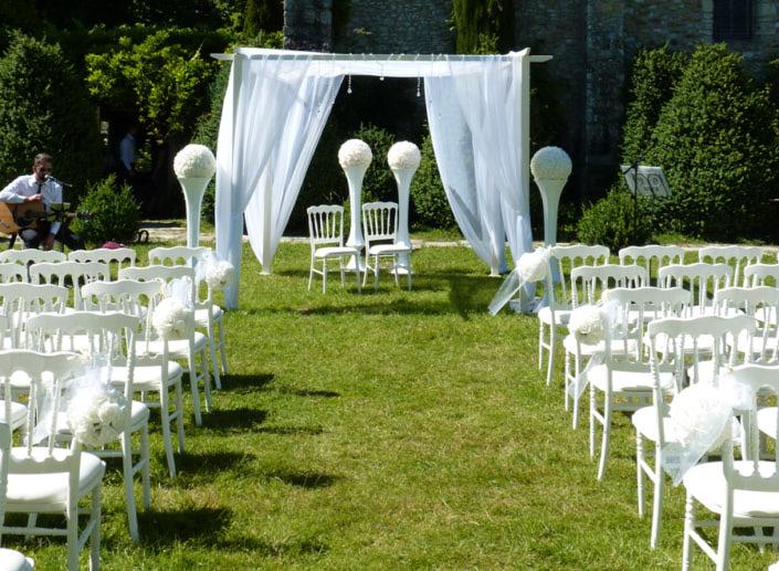 cérémonie d'engagement Flovinno