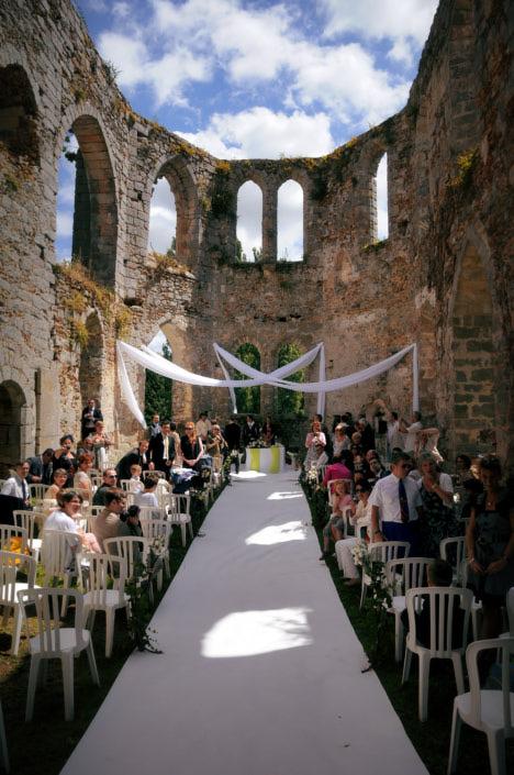 cérémonie laïque dans l'Essonne