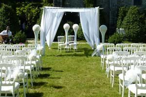 service wedding planner pour cérémonie