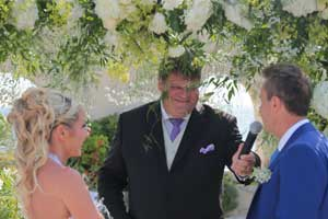 Wedding Celebrant in French Riviera