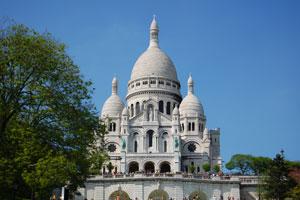 Sacré Coeur de Paris - Montmartre