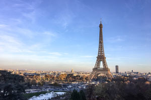 Tour Eiffel à Paris