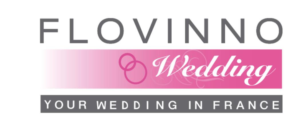 Logo Flovinno Wedding - English