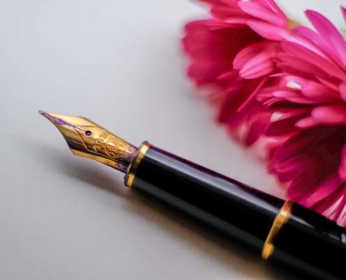 écrire ses voeux de mariage